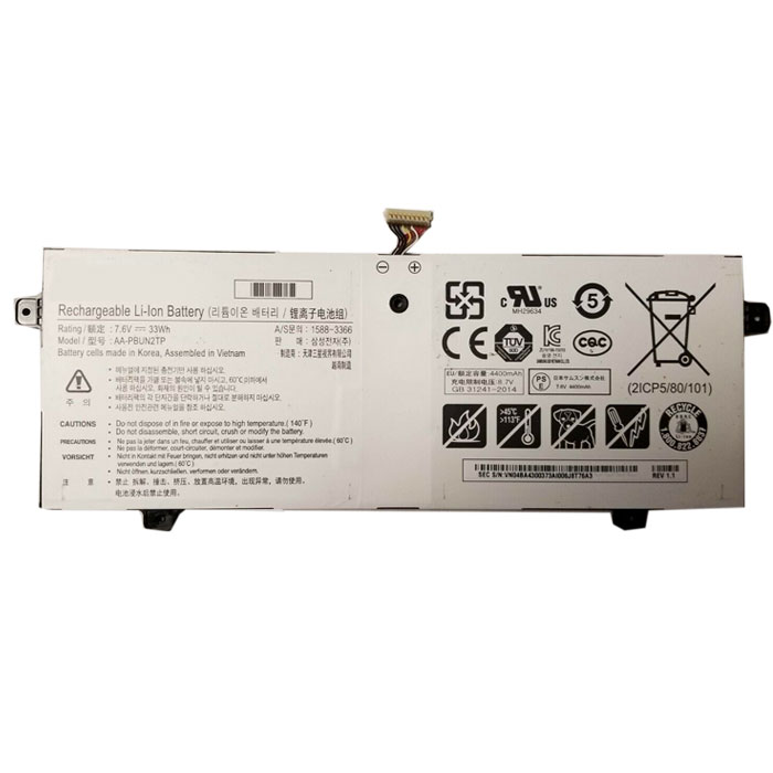 Compatible laptop battery SAMSUNG  for NP670Z5E-X02MY